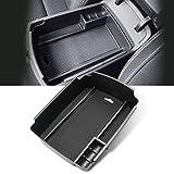YEE PIN Bandeja de Guantera Sportage QL4 (Only for Automatic gears and Electric brakes) para Apoyabrazos Caja de Consola Central,Bandeja Reposabrazos Almacenar Artículos Pequeños Accesorios