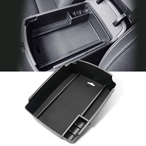 YEE PIN Mittelkonsole Sportage QL4 (Automatic Transmission)2016-2019 Handschuhfach für Armlehne Organizer Aufbewahrungsbox Mit Rutschfestermatte Autozubehör