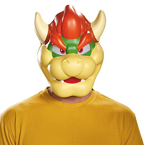 Máscara Bowser adulto