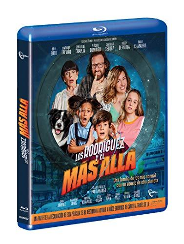 Los Rodríguez y el Más Allá [Blu-ray]