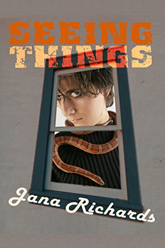 Book: Seeing Things by Jana Richards