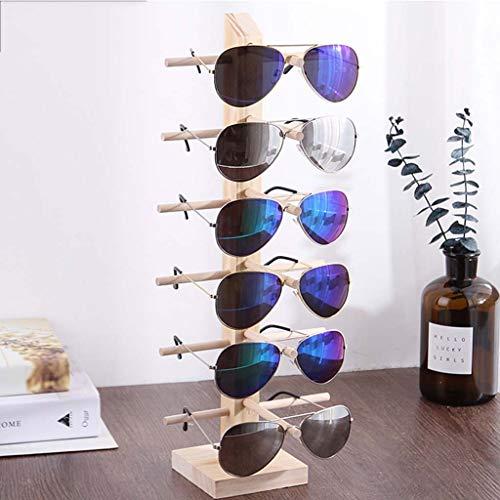 soporte gafas madera de la marca FXJ