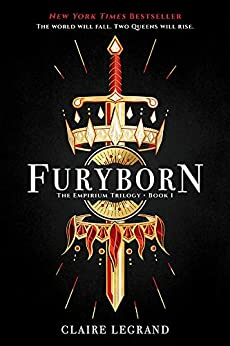 Furyborn (The Empirium Trilogy Book 1) by [Claire Legrand]