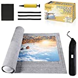 Jigsaw Puzzle Mat Roll Up - 1000 Pieces and 1500 Pieces Saver Large Puzzles...