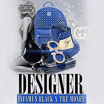 Designer (feat. Tre Money)