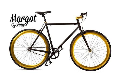 Margot Eldorado 54 - Bici Scatto Fisso, Fixed Bike, Bici Single Speed, Bici Fixie