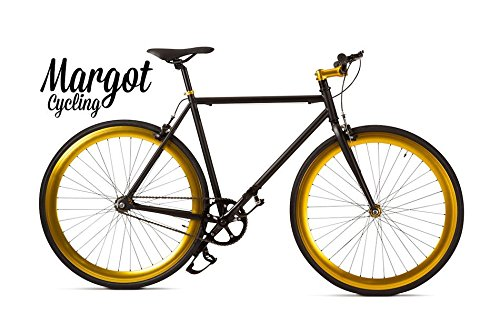 Margot Eldorado 54 - Bici Scatto Fisso, Fixed Bike, Bici Single Speed, Bici Fixie