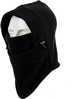 F&NK Kids Winter Hats Balaclava Ski Mask Windproof Warm Adjustable with Fleece Lining Hat for Boys Girls