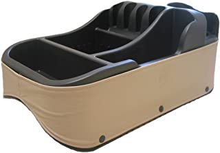 Texas Saddlebags Clutter Catcher Taupe Universal Seat and Floor Console (50814)