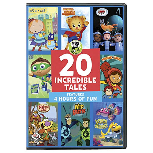 PBS KIDS: 20 Incredible Tales DVD