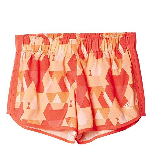 Adidas korte broek voor dames M10 Graphic Shorts