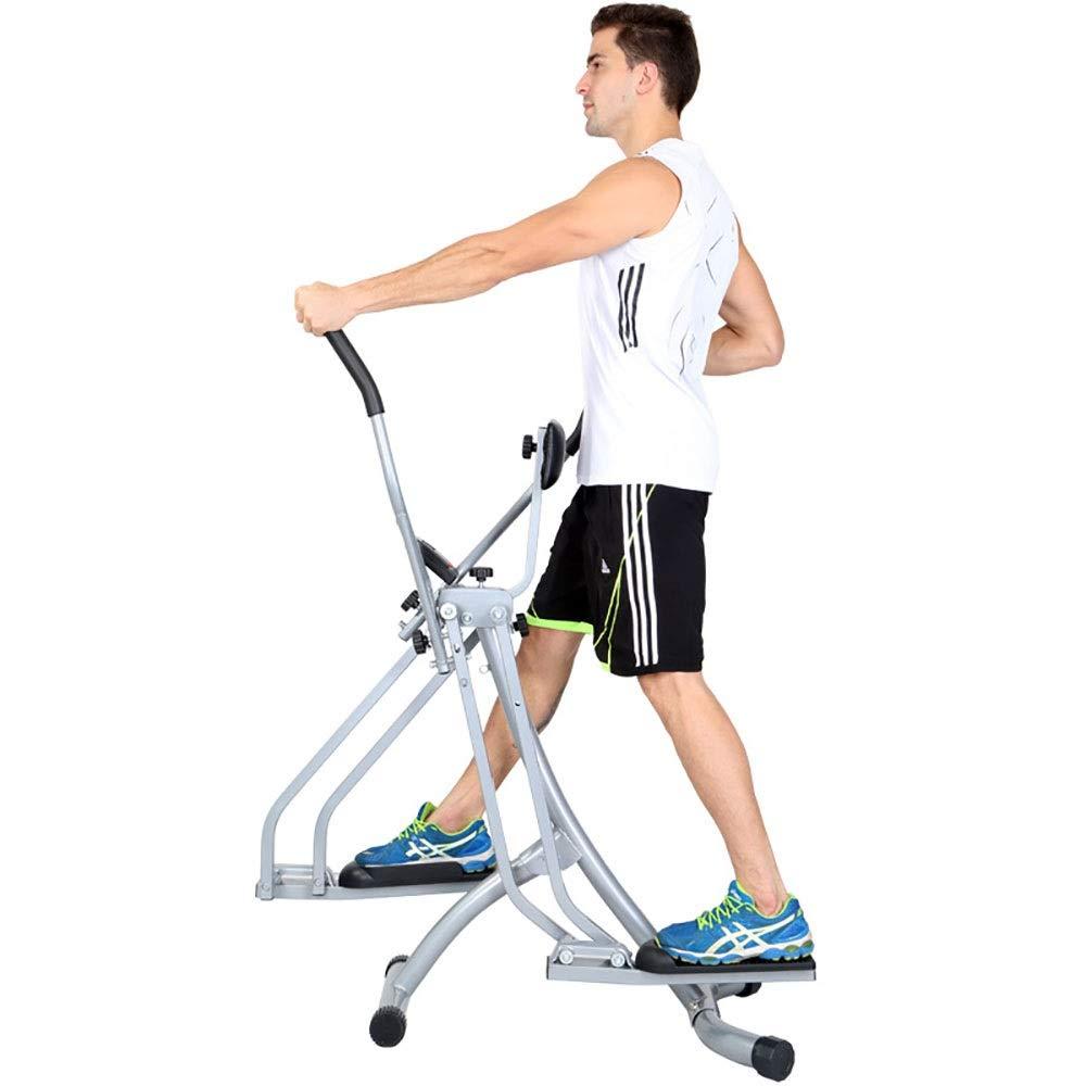 Deportes Spinning Aerobic Bicicleta de ejercicio Bicicleta elíptica, la bicicleta estática, vertical y horizontal movimiento oscilante, incorporado en el Equipo de Capacitación Inicio de ciclo de la m: Amazon.es: Hogar