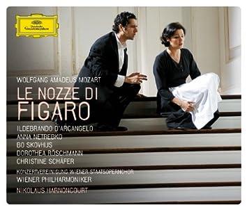 Mozart: Le Nozze di Figaro (I/F/E)