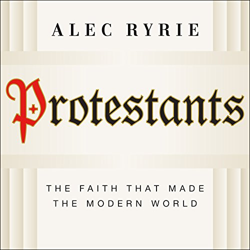 Protestants audiobook cover art