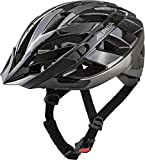 ALPINA Panoma 2.0 Casco de Ciclismo, Unisex-Adult, Black-Anthracite, 52-57