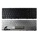 Laptop Replacement Keyboard for HP Probook 4535S 4530S 4730S Black(Without Frame,Without Foil,WIN8)