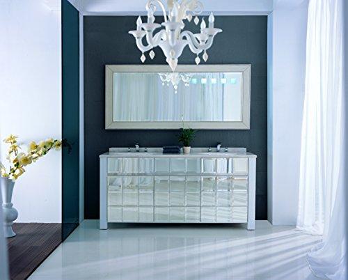 Marmor Luxus Designer Badkommode * Doppelwaschtisch * Doppelwaschkommode
