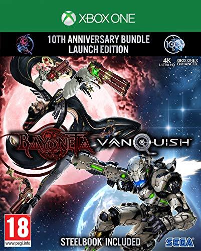 Bayonetta & Vanquish 10th Anniversary Bundle - Xbox One [Edizione: Regno Unito]