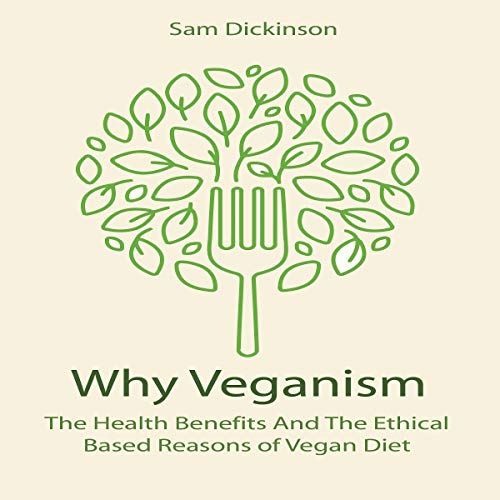 Why Veganism cover art