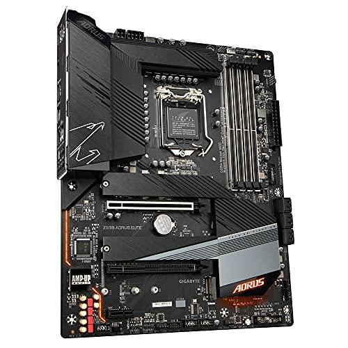 GIGABYTE Z590 AORUS Elite Scheda Madre Intel Z590 Express LGA 1200 ATX