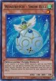 Yu-Gi-Oh! - Windwitch - Snow Bell - RATE-EN008 - Ultra Rare - 1st Edition