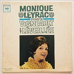 Monique Leyrac Chante Vigneault At Leveillee [LP]