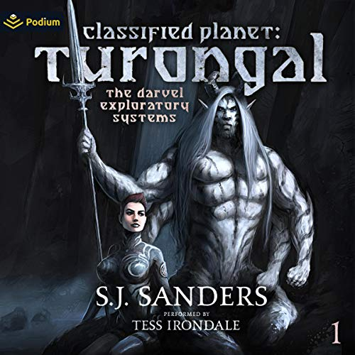 Classified Planet: Turongal cover art