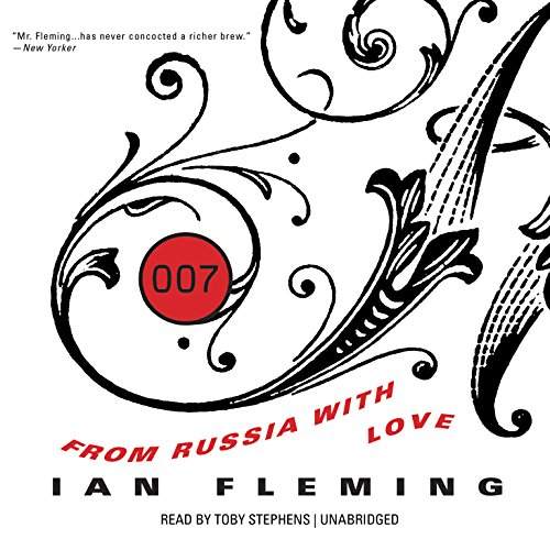 Page de couverture de From Russia with Love