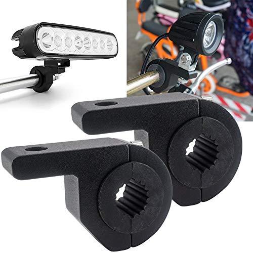 Auto barra de la luz de la abrazadera de la motocicleta 1,8 1,7 pulgadas
