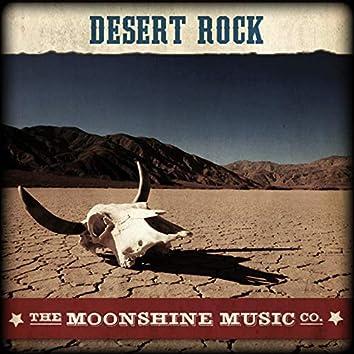 The Moonshine Music Co: Desert Rock