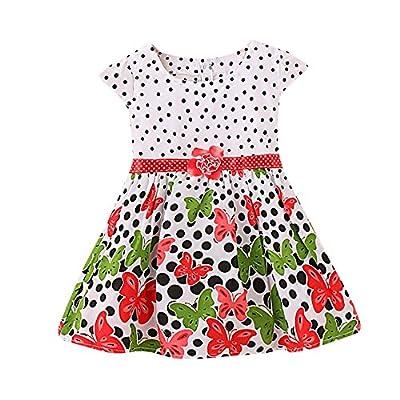 Patifia Baby Mädchen Kleider