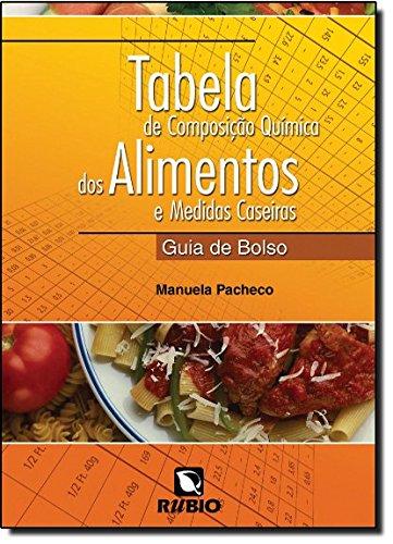 Tabela De Composicao Quimica Dos Alimentos E Medidas Caseiras