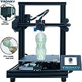 TRONXY - Scheda madre ultra silenziosa con stampante Titan Extruder3D XY-2 Pro, installazione rapida con funzione di stampa per principianti e utenti domestici, Nero , 1
