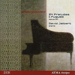 Shostakovich: 24 Preludes & Fugues Op 87