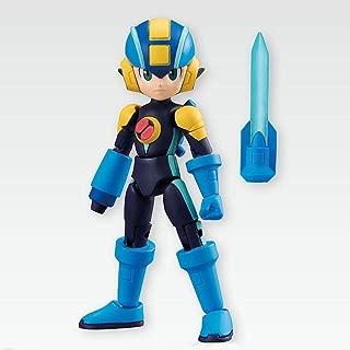 Mega Man 66 Action Dash Mega Man EXE Battle Network Sword Mini Action Toy Figure approx. 66mm / 2.6