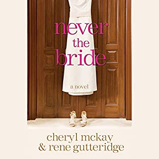 Never the Bride     A Novel              By:                                                                                                                                 Rene Gutteridge,                                                                                        Cheryl McKay                               Narrated by:                                                                                                                                 Kirsten Potter                      Length: 9 hrs and 7 mins     99 ratings     Overall 4.2