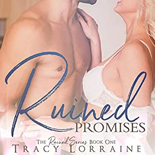 Ruined Promises: A Single Dad Small Town Romance audiobook cover art