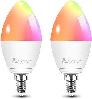 Best led bulb e12 200 lumen globe opal white Reviews