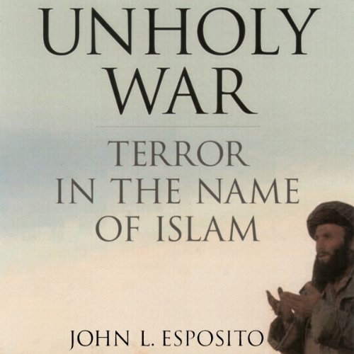 Unholy War cover art