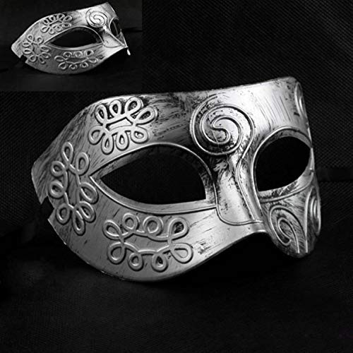 HEALLILY Máscara Griega Accesorios decoración Vestido