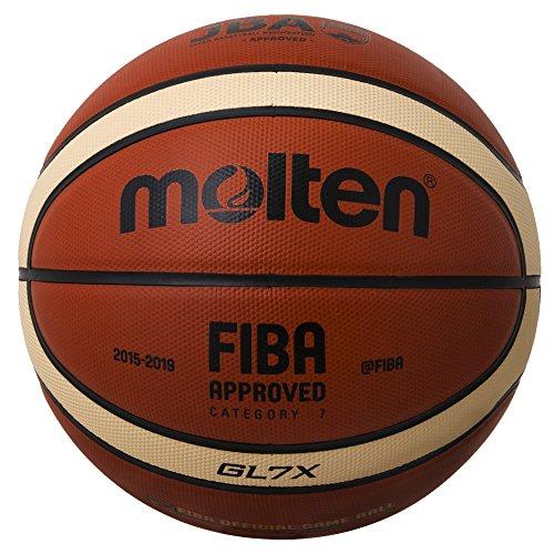 molten(モルテン) バスケットボール B.LEAGUE Bリーグ公式試合球 BGL7X-BL