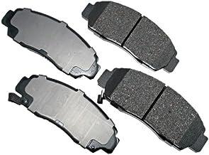 Akebono ACT787 ProACT Ultra-Premium Ceramic Brake Pad Set (Engineering #ACT564)