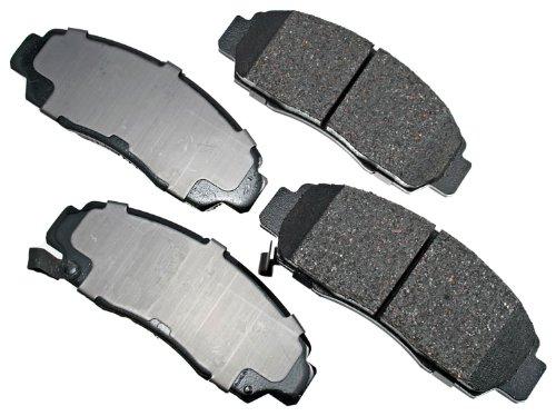 Akebono ProACT Ultra-Premium Brake Pad Set | Advance Auto Parts