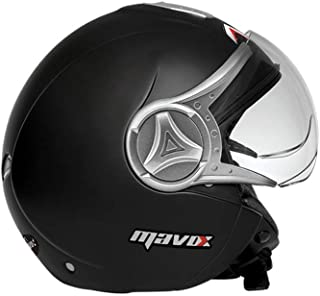 MAVOX OX 10 HELMET MATT BLACK (580)