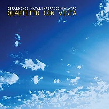 Quartetto con vista (feat. Alberto Giraldi, Sergio Di Natale, Giacinto Piracci, Francesco Galatro)