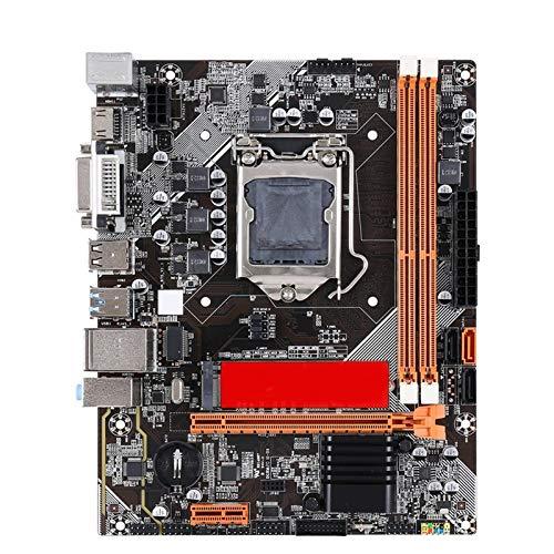 ACD Fit For La Placa Base De Escritorio Klllisre B75 M.2 LGA1155 Fit For I3 I5 I7 CPU Support DDR3 Memory