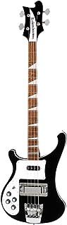 Rickenbacker rn4003lhjg 4003jetglo 4cuerdas zurdos Bass