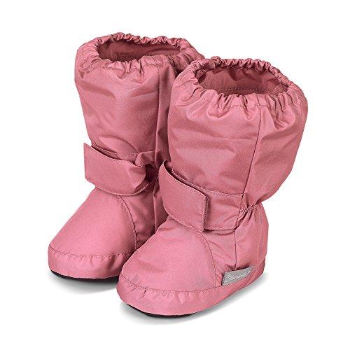 Sterntaler Baby Mädchen Schuh Stiefel, Pink (Perlrosa), 21/22 EU