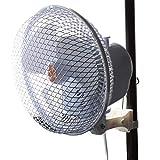 Secret Jardin Monkey Fan Oscillating 20W 6' Clip On Fan For Grow Tents & Rooms