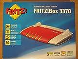 AVM FRITZ Box 3370 WLAN Router (VDSL/ADSL, 450 Mbit/s, Media Server)